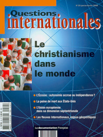 Questions internationales, janvier-février 2008 N°29