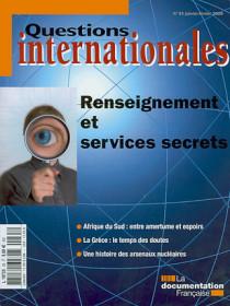 Questions internationales, janvier-février 2009 N°35