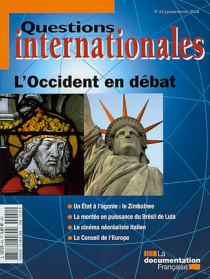 Questions internationales, janvier-février 2010 N°41