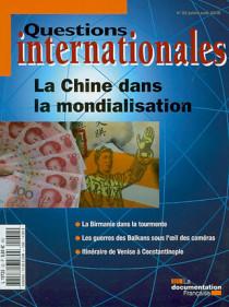Questions internationales, juillet-août 2008 N°32