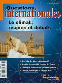 Questions internationales, juillet-août 2009 N°38
