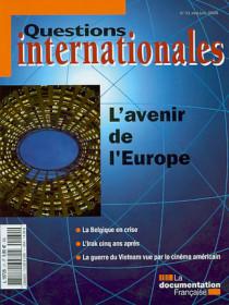 Questions internationales, mai-juin 2008 N°31
