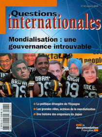 Questions internationales, mai-juin 2010 N°43