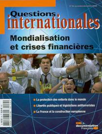 Questions internationales, novembre-décembre 2008 N°34