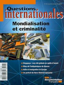 Questions internationales, novembre-décembre 2009 N°40