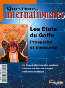 Questions internationales, novembre-décembre 2010 N°46