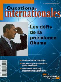 Questions internationales, septembre-octobre 2009 N°39