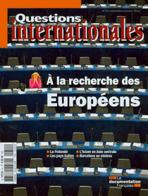 Questions internationales, septembre-octobre 2011 N°51