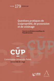 Questions pratiques de (co)propriété, de possession et de voisinage