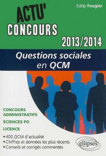 Questions sociales en QCM 2013-2014