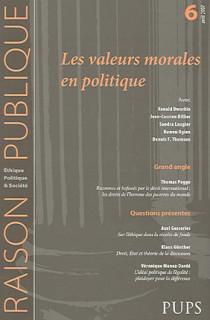 Raison publique, avril 2007 N°6