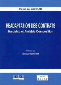 Réadaptation des contrats