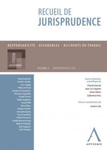 Recueil de jurisprudence - Volume V