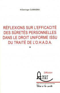 Réflexions sur l'efficacité des sûretés personnelles dans le droit uniforme issu du traité de l'O.H.A.D.A.