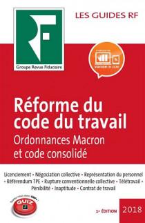 Réforme du code du travail 2018