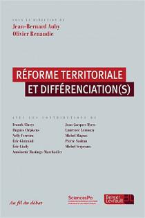Réforme territoriale et différenciation(s)