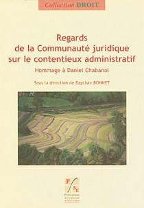 Regards de la Communauté juridique sur le contentieux administratif