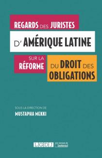 [EBOOK] Regards des juristes d'Amérique latine sur la réforme du droit des obligations