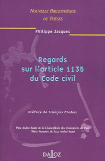 Regards sur l'article 1135 du Code civil