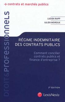 Régime indemnitaire des contrats publics