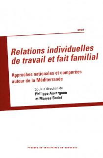 Relations individuelles de travail et fait familial