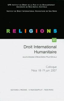Religions et droit international humanitaire