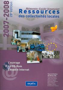 Ressources des collectivités locales 2007-2008 (1 livre + 1 CD-Rom)