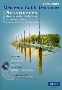 Ressources des collectivités locales 2008-2009 (1 livre + 1 CD-Rom)