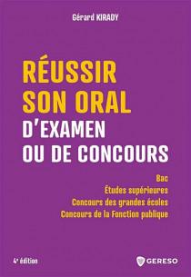 Réussir son oral d'examen ou de concours
