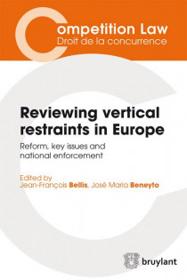 Reviewing vertical restraints in Europe