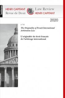 Revue Capitant N°14/2020