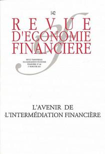 Revue d'économie financière, 2e trimestre 2021 N°142