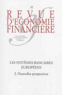 Revue d'économie financière, décembre 2013 N°112