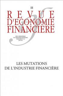 Revue d'économie financière, juin 2015 N°118