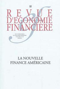 Revue d'économie financière, mars 2012 N°105