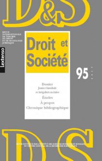 Revue Droit et Société, 2017 N°95