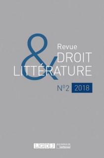 Revue Droit & Littérature N°2-2018