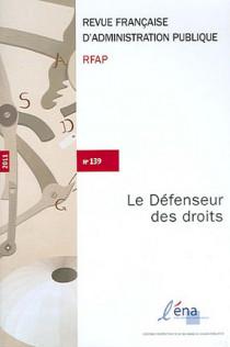 Revue française d'administration publique, 2011