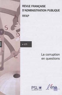 Revue française d'administration publique, 2020 N°175
