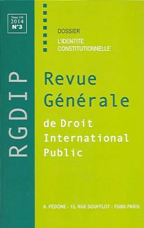 L'identité constitutionnelle