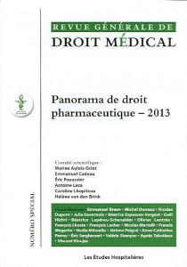 Revue générale de droit médical, numéro spécial
