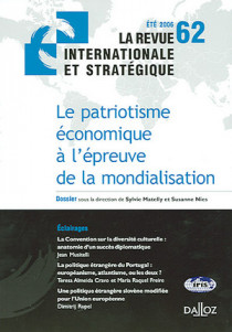 Revue internationale et stratégique, été 2006 N°62