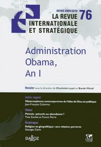 Revue internationale et stratégique, hiver 2009-2010 N°76