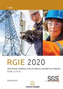RGIE - Règlement général sur les installations électriques 2020