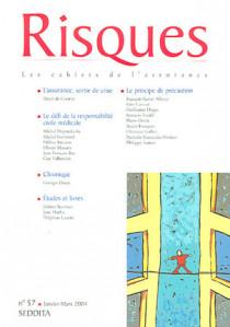 Risques, janvier-mars 2004 N°57