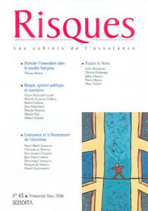 Risques, mars 2006 N°65
