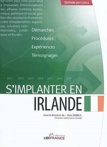 S'implanter en Irlande - Edition 2011-2012