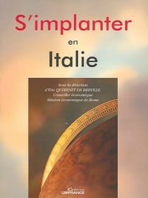 S'implanter en Italie