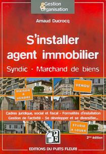 S'installer agent immobilier