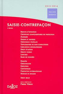 Saisie-contrefaçon 2013-2014